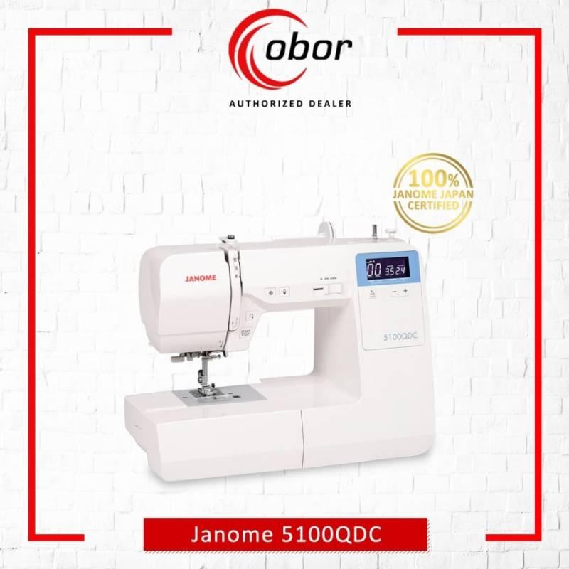 Janome 5100QDC -1