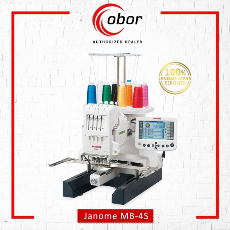 Janome MB-4S -1