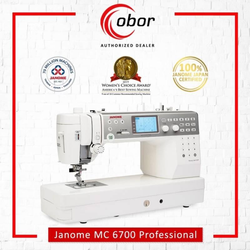 Janome MC-6700 -1