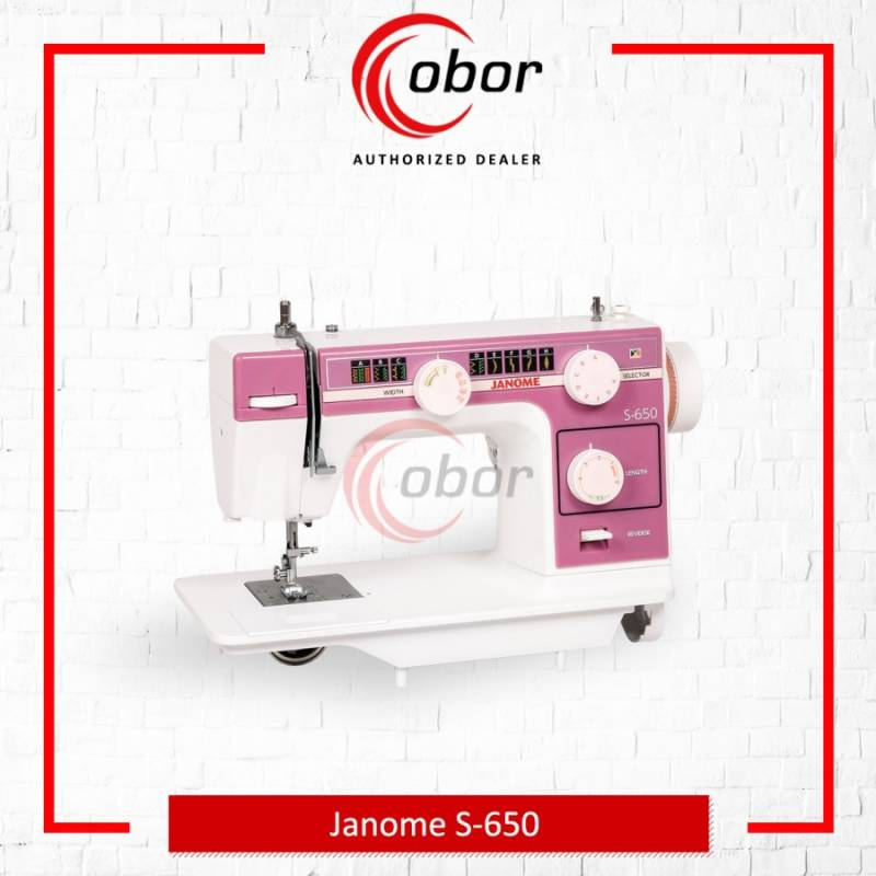 Janome S-650 -1